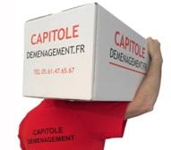 CAPITOLE Déménagement